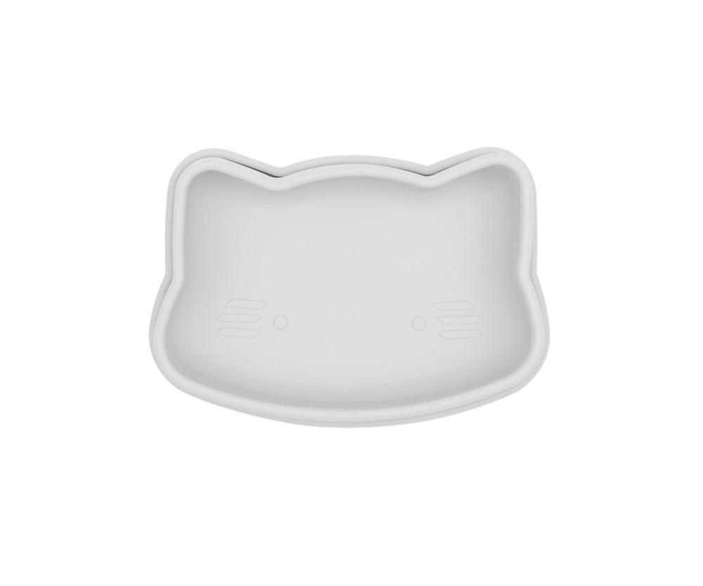 Caja almuerzo snakies cat gris