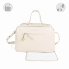 BOLSO CAMBIADOR ELODIE BEIGE (ED)