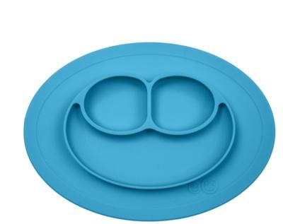 Mini mat azul