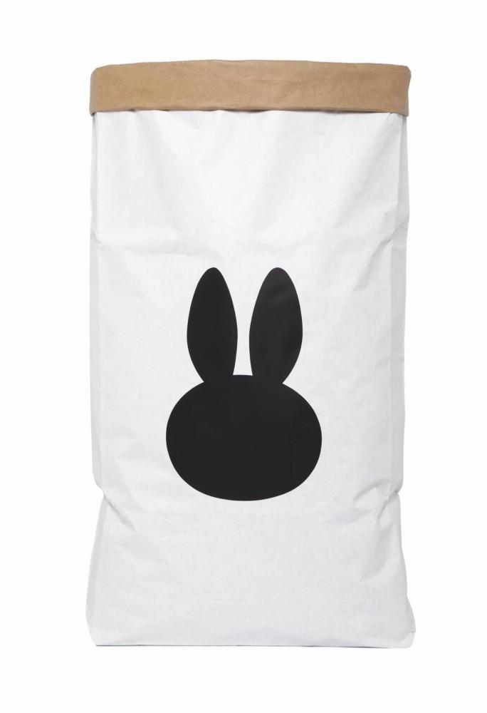 Saco organizador de papel grande Bunny original
