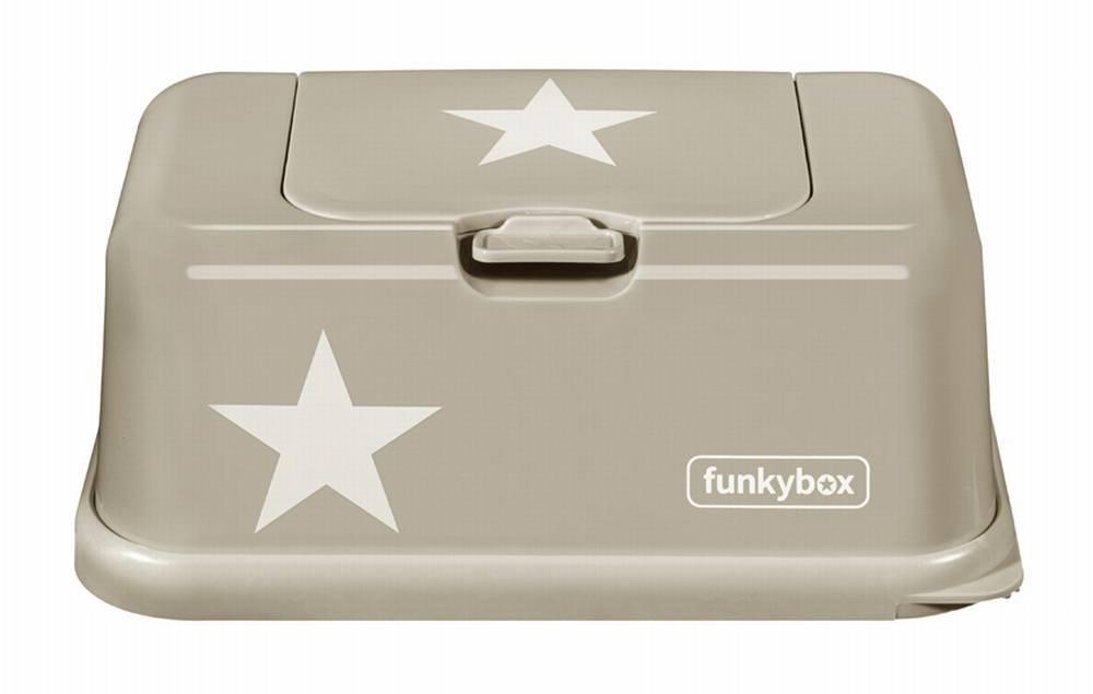 Funkybox beige estrella