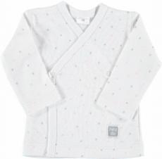 Camiseta cruzada estrella rosa t.0-3m