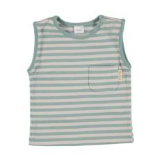 Camiseta sm verde t.3-6m