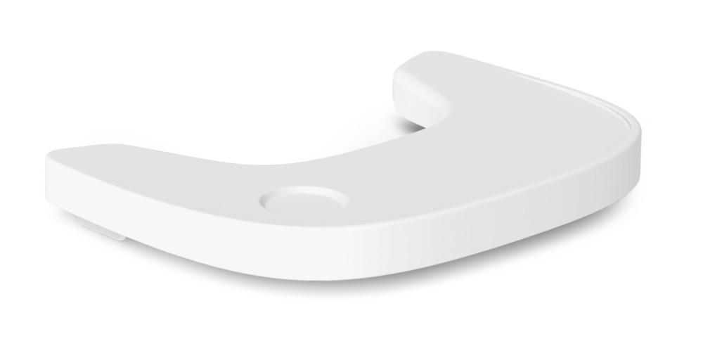 Set EVOLU2: trona, patas extra y bandeja Blanca - Ítem2