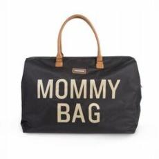 Bolsa negra Mammy bag