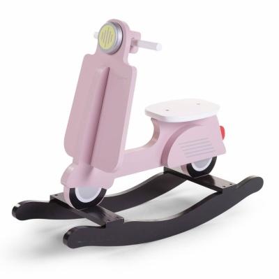 Scooter Balancín Rosa
