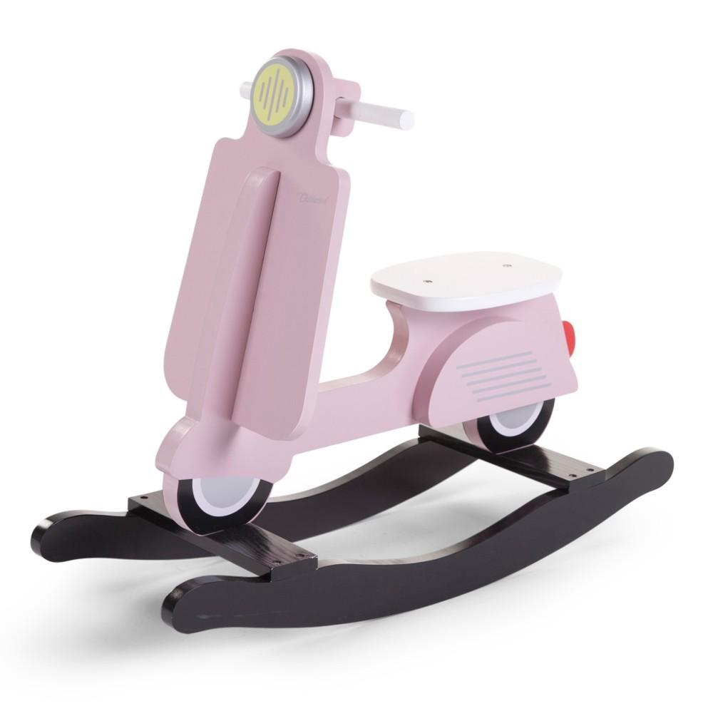Scooter Balancín Rosa - Ítem2