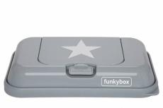 Funkybox to go plata estrella
