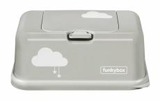 Funkybox gris claro nube