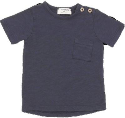 Camiseta mc judd azul marino