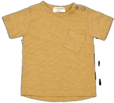 Camiseta mc judd color mostaza
