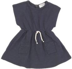 Vestido katya s/m azul marino