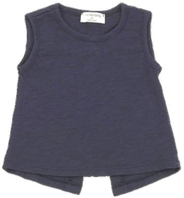 Camiseta sm khalo en azul marino