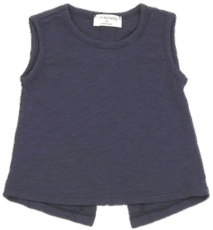 Camiseta sm khalo en azul marino - Ítem