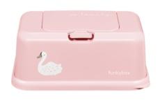 Funkybox rosa nude cisne