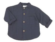 Camisa Mauro en azul marino