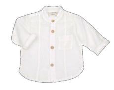 Camisa Mauro en blanco