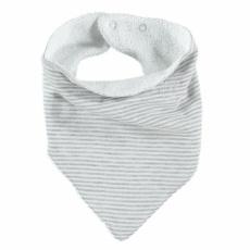 Pañuelo rayas grises