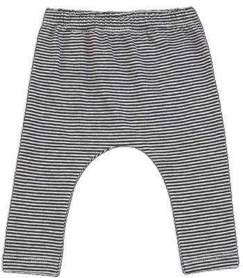 Pantalon largo pia rayas azul