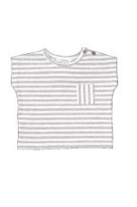 Camiseta rob blanco/gris t.3m