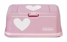 Funkybox rosa corazón