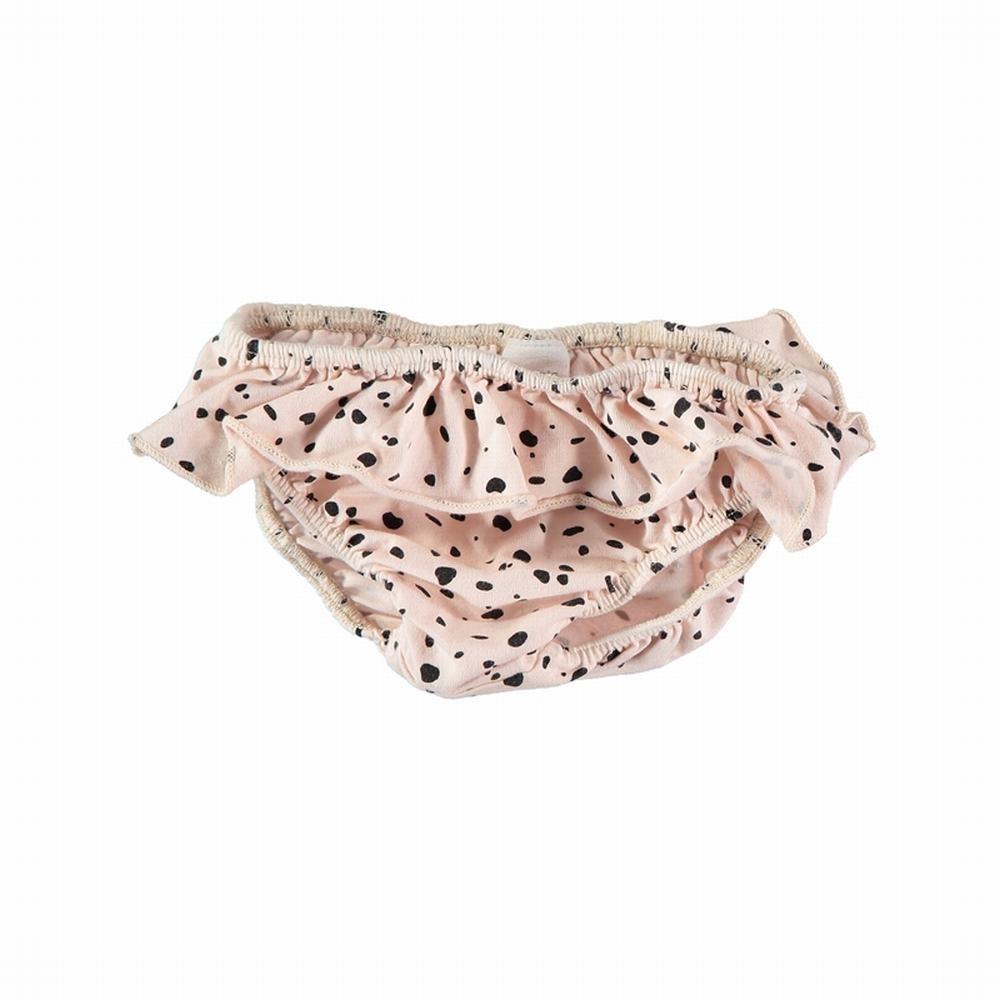 Culotte rosa volante