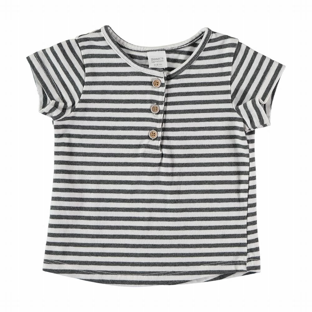 Camiseta mc rayas Mahón