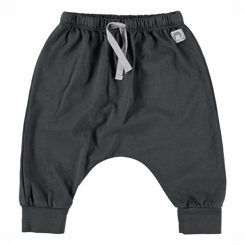 Pantalón largo antracita Santorini