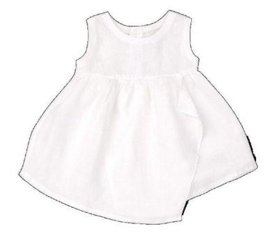 Vestido blanco Sonsoles