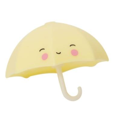 Juguete de baño paraguas