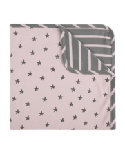 Arrullo algodon XL little star rosa Baby clic