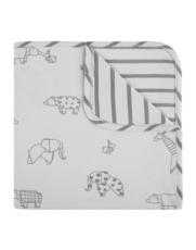 Arrullo algodon XL origami niebla Baby clic