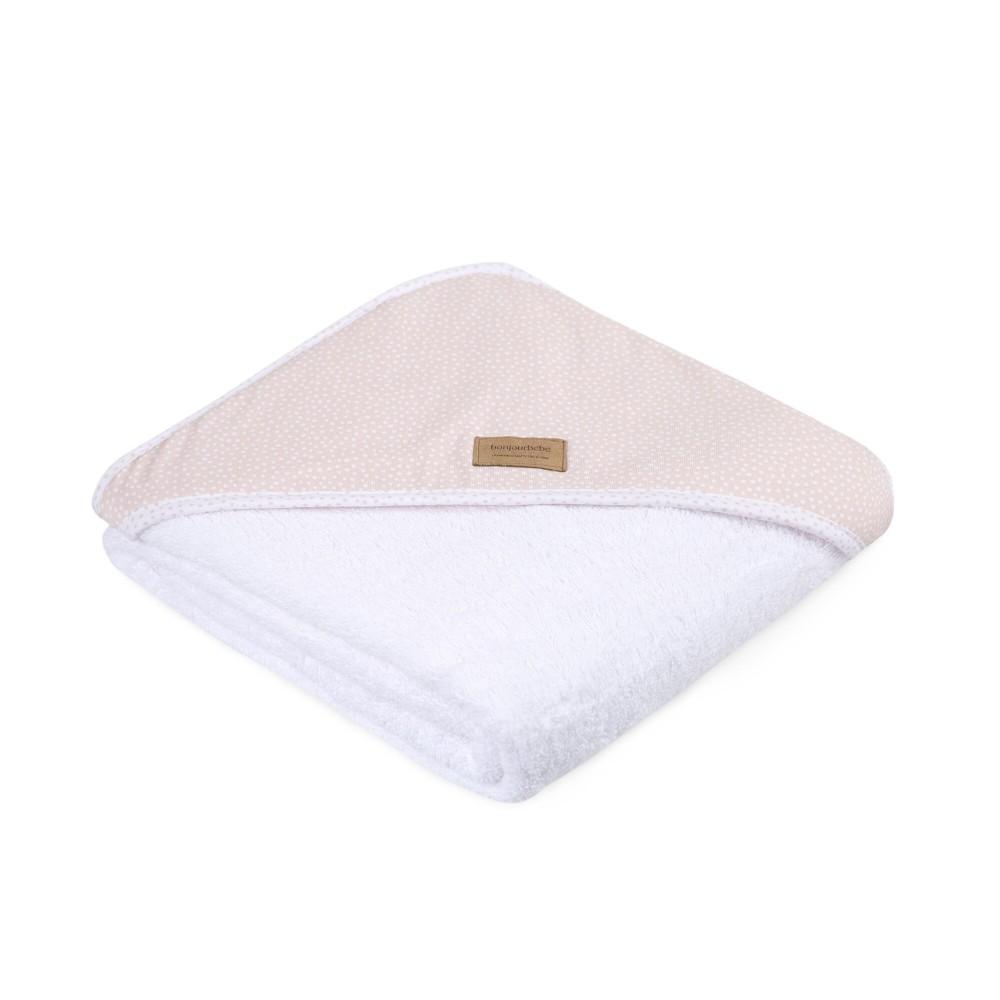 Capa de baño XL planet rosa