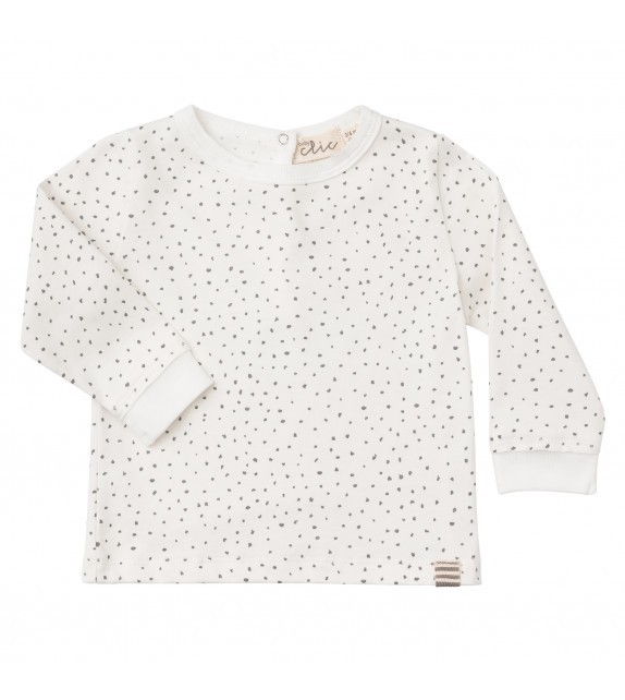 Camiseta ml dots vainilla