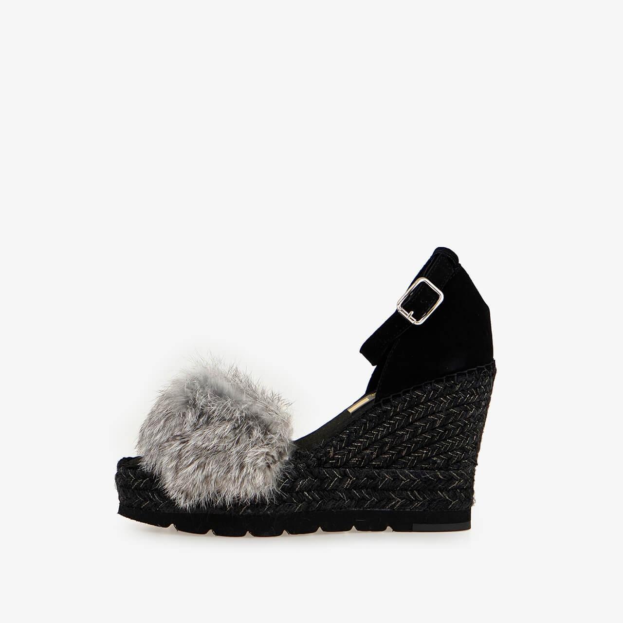 jute sandal