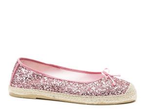 Bailarina Glitter Rosa