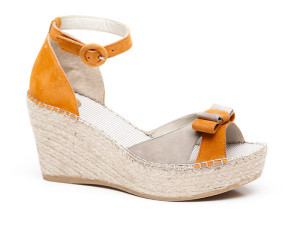 Espadrilles for thin legs