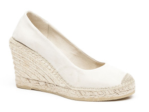 Espadrilles for short legs
