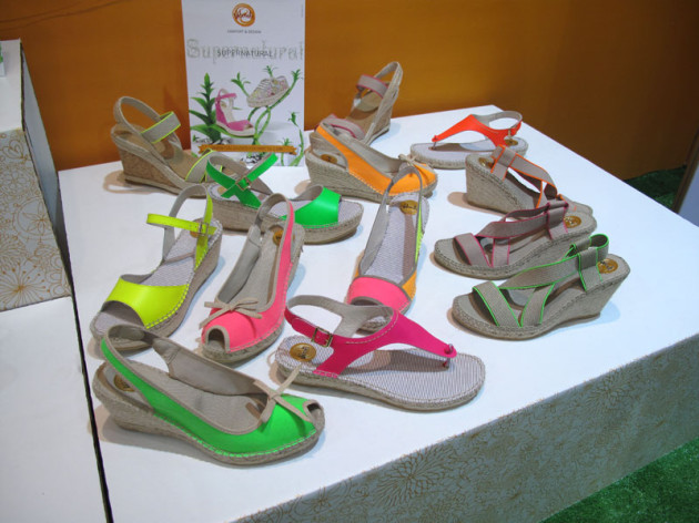 Glowing colours Espadrilles