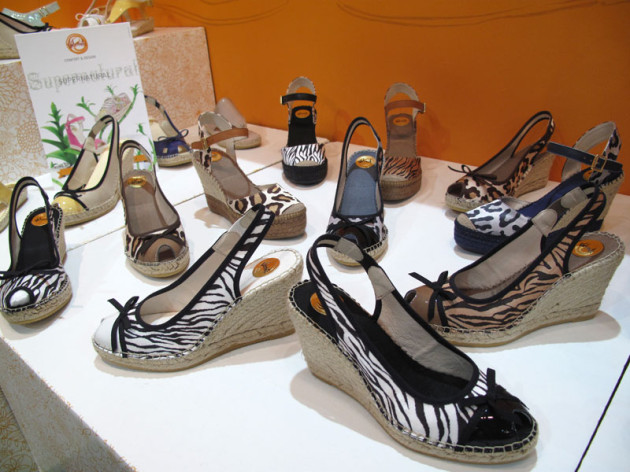 Animal prints espadrilles