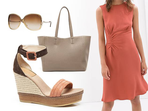 Brunch look with Vidorreta espadrilles