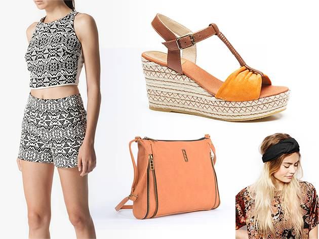 Drunch look with Vidorreta espadrilles