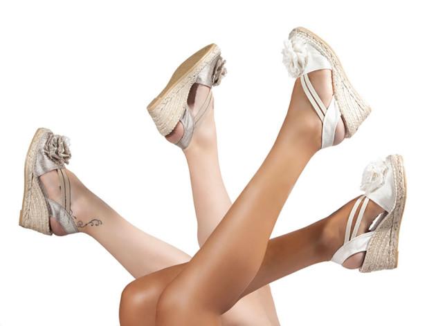 Una Alpargatas para cada tipo de pierna