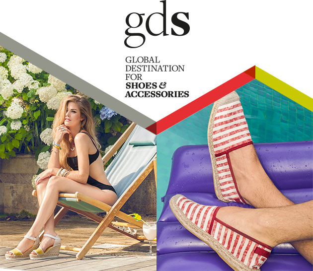 Vidorreta will be attending to GDS shoes & accessories fair