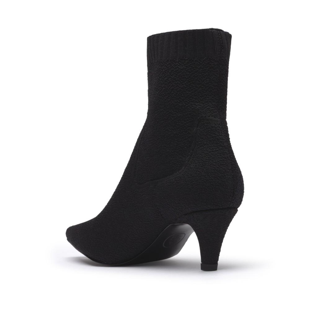 CARLIE Curly Knit Black - Ítem2