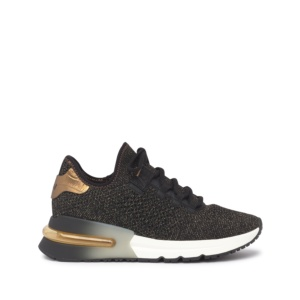 KRUSH BIS Knit Black/Gold/Tpu Black/Cocco Mirbart Gold