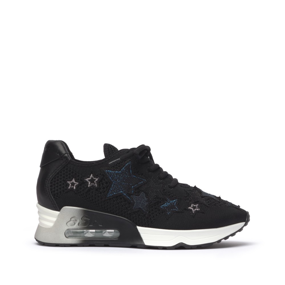 LUCKY STAR Knit Black/Black/Nappa Wax Black - Ítem