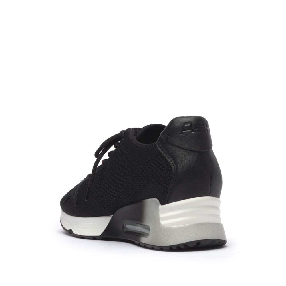 LUCKY STAR Knit Black/Black/Nappa Wax Black - Ítem2