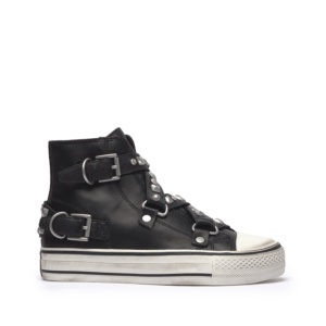 VANESSA Nappa Wax Black/Soft Brasil Black