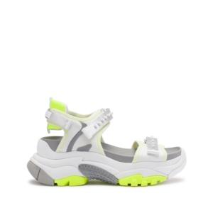 ADAPT Reflex Jersey White/Lycra White/Silver